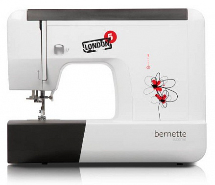 Bernina London 5