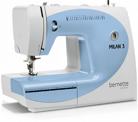 Bernina Milan 3